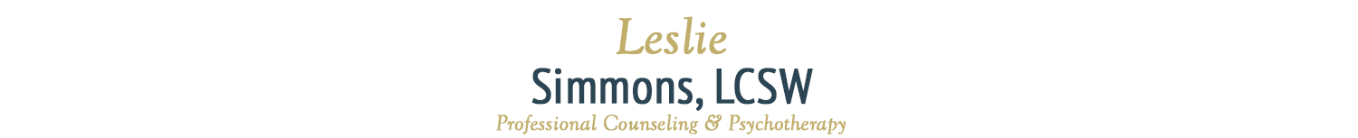 Leslie Simmons, LCSW